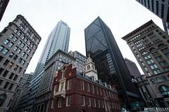 Boston (El Negro Vikingo) Tags: usa boston architecture skyscraper canon eos cityscape skyscrapers massachusetts 1022 eeuu 10mm 60d