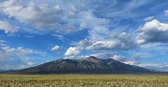 Blanca Peak (StevenLPierce) Tags: mountain mountains colorado greatsanddunesnationalpark blancapeak