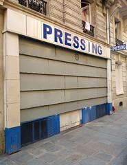 Paris - 2015 (Hanoi1933) Tags: france sign magasin boutique storefront vitrine enseigne parigi devanture 2015   parisstreetart  pariswallart