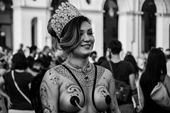 To be or not be ? (marco.giordana) Tags: street gay portrait bw italy men love smile nude torino nikon women streetphotography photojournalism pride queen human rights same turin arcobaleno journalism asiatic lightroom 2015 tobeornottobe d90 loveislove nikonist gaypride2015