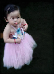 Princess McKayla (Chris C. Crowley) Tags: baby girl toddler child princess philippines littlegirl tutu mckayla pinktutu editbychriscrowley princessmckayla