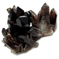Smokey Quartz Rauch Quarz (arjuna_zbycho) Tags: smokeyquartz mineralien rauchquarz kwarcdymny
