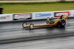 Slingshot (Fast an' Bulbous) Tags: santa summer england car race speed drag pod nikon track july gimp fast strip slingshot dragster blown acceleration mopars d7100
