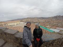 Photo de 14h - Cusco (Pérou) - 05.07.2014
