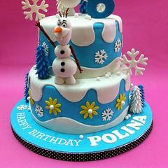 Disney Frozen Olaf Cakes for Kids (patchias) Tags: cake frozen bakery kualalumpur cakeshop cakehouse klangvalley partycake noveltycake customcake kidscake 3dcakes designedcake childrencakes bestcakes fondantbirthdaycake 3dbirthdaycake figurinecake kslcitymall kepongbakery sripetalingcakestore malaysiabaker