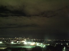 Sydney 2015 Aug 08 03:33 (ccrc_weather) Tags: sky night outdoor sydney australia automatic kensington aug unsw weatherstation 2015 aws ccrcweather