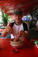 Asian food, Kuala Lumpur, Malaysia