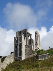 Corfe Castle (17) (Gauis Caecilius) Tags: castle corfe dorset nationaltrust england uk britain