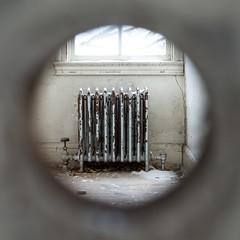 IMGP3646 (Drew's Arcade) Tags: abandoned michigan traverse city state hospital asylum winter