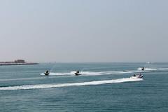 Dubai Marina from Boat (Jussi Savolainen) Tags: dubai uae unitedarabaemirates marina arabgulf