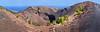 Vulkan San Martin - Panorama (Thomas Berg (Cottbus)) Tags: canarias elcharco esp geo:lat=2853934200 geo:lon=1783980200 geotagged spanien vulkan san martin volcan la palma kanarische inseln canary islands