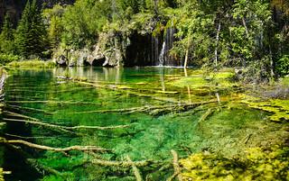 Hanging Lake - Glenwood Springs