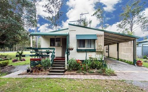 Site 82 Bimbimbi Caravan Park, Woombah NSW