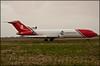 G-OSRB Boeing 727-2S2F/RE T2 Aviation Ltd. (elevationair ✈) Tags: shannon airport shannonairport snn einn airliners airlines avgeek aviation airplane plane aircraft boeing 727 722 boeing7272s2fre oilspillresponse osrl t2aviation cloudy overcast dull ireland trijet threeholer spray