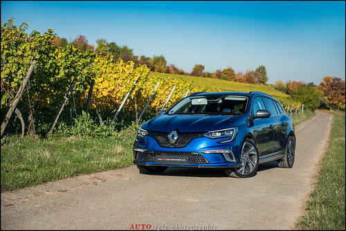 Renault Mégane IV GT estate