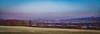 Meridian across the valley (Peter Leigh50) Tags: wistow fleckney great glen meridian train field trees frost mist sunshine sky landscape