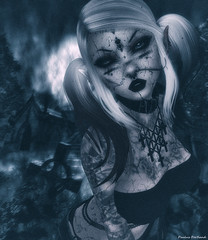 Zombified (Portland_Bill (Taking clients)) Tags: zombie portrait mesh
