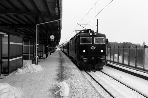 RC6 1388, Södertälje Syd 2017-01-09