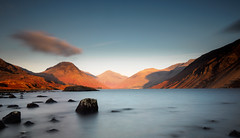 Wasdale afternoon LE (alf.branch) Tags: lakes landscape lakedistrict lake lakesdistrict cumbria clouds cumbrialakedistrict westcumbria westernlakes wastwater wasdale alfbranch olympus olympusomdem5mkii zuiko ziuko918mmf4056ed