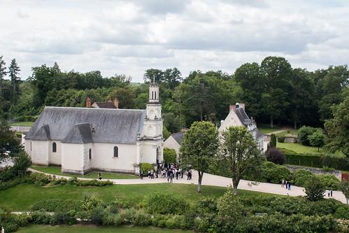 L'église de Chambord