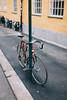 Bicycle (borishots) Tags: canon5d canon5dclassic canonef50mmf14 14 f14 50mm wideopen bokeh bokehlicious bokehwhore oslo oslosentrum norway scandinavia analog retro vintage pastel bicycle ride