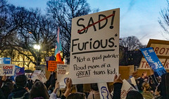 2017.02.22 ProtectTransKids Protest, Washington, DC USA 01097