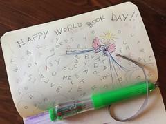 """Le parole hanno un loro potere e vanno mantenute pure e inalterate se no diventano promesse non mantenute, voti infranti, forme insignificanti... felice giornata del libro!!!!Happy #worldbookday #art #artistic""""Lettere, forme, parole.... """" ©pcamm (pcamma) Tags: penna pencil pen mydraw drawing draw disegno creations creativo creazione creative artistic artist artista arte myart myartwork pcamma illustrazione illustration sketch moleskine"""