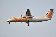 C-FJFM  YVR (airlines470) Tags: canada airport air jazz msn 311 yvr dash8 240 dhc8 cfjfm