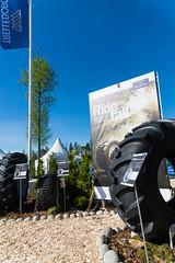 Trelleborg at Skogsnolia forestry exhibition  (16) (TrelleborgAgri) Tags: sweden forestry twin exhibition range pneumatici skidder forestali t414 skogsnolia progressivetraction