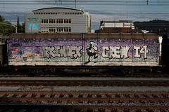 SBB Cargo Gterwagen Hbbillns 21 85 245 9 354 - 6 mit Graffiti am Gterbahhof Bern Weyermannshaus bei Bern im Kanton Bern der Schweiz (chrchr_75) Tags: christoph hurni schweiz suisse switzerland svizzera suissa swiss chrchr chrchr75 chrigu chriguhurni juni 2015 albumzzz201506juni juni2015 chriguhurnibluemailch albumbahnenderschweiz albumbahnenderschweiz201516 schweizer bahnen eisenbahn bahn train treno zug albumgterwageninderschweiz eisenbahnwagen jernbane transport railway kuljetus voiture ferroviaire iompar iarnrid il trasporto ferroviario  spoorwegrijtuig jernbanevogn wagon kolejowy transporte ferrovirio jrnvgsvagn vagn gter gterwagen freight car