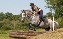 Fly (Kelly Ruff) Tags: horses horse grey jumping riding equine showjumping