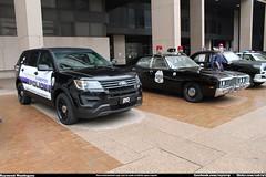 Barberton Police Now and Then (Seluryar) Tags: ohio ford explorer police utility 500 galaxie interceptor barberton
