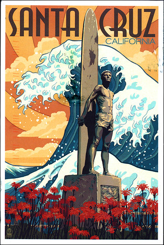 postcard - from cruzin, USA