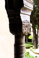 ALHAMBRA (Bernat Nacente Foto) Tags: wall spain july palace melody adobe alhambra granada palau paret juliol lightroom x10 espanya  2015     nohdr      x