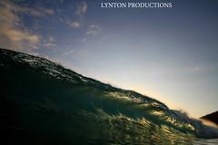 sunset glow3 (Aaron Lynton) Tags: sunset beach canon hawaii big waves barrel wave maui 7d spl makena lyntonproductions