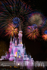 Happy 4th of July (betty wiley) Tags: holiday castle fireworks july celebration disneyworld cinderella wdw independence 4thofjuly fourth pyrotechnics