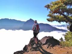 ber den Wolken - 2. Wanderwoche La Palma (christine caboverde) Tags: la kanaren palma wandern wanderparadies