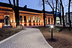 UBIQ (Przemek Turlej) Tags: brick glass arquitectura outdoor poland polska polen architektur renovation modernarchitecture polonia pozna poznan posen sigma1020mm architecutre architektura revitalisation wspczesna nikond7000 architekturawspczesna turlejfoto przemysawturlej cdfarchitekci