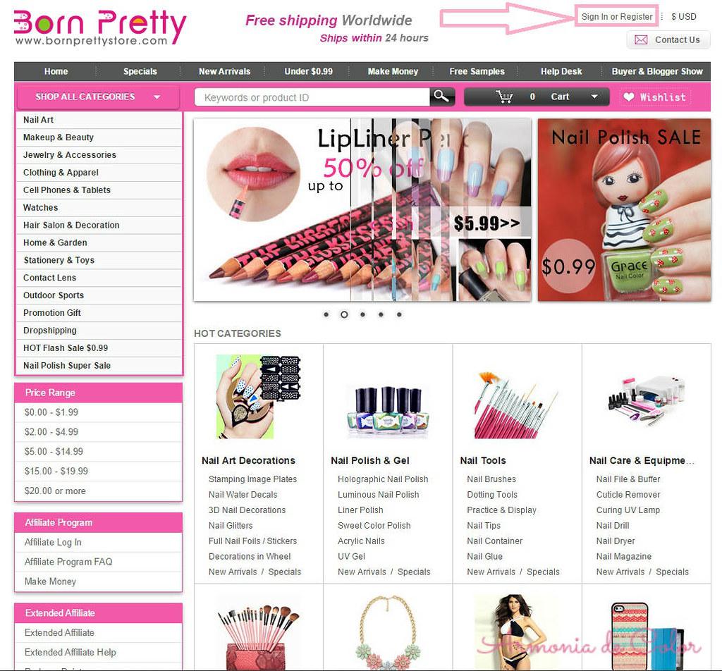 Comprar en Born Pretty Store 2
