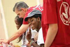 Special Olympics Breakfast (Salvation Army USA West) Tags: corporate haiti benin specialolympics redondobeach nonprofit suriname foodservice