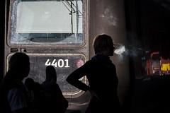 4401 (Olderhvit) Tags: street canon photography sweden streetphotography traveller trainstation streetphoto sverige smoker 2015 tågstation gatufoto gatufotografi img9558 framingthestreet goteborggothenburg olderhvit
