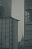 (eflon) Tags: city grey smog soft bldgs monochromeish