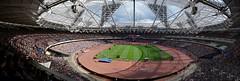Olympic stadium London (Westhamwolf) Tags: west london athletics stadium anniversary games ham olympics sainsbury