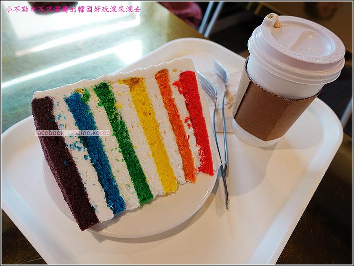 首爾DoreDore彩虹蛋糕 (21).JPG