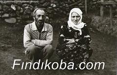 Rahmetli Ahmet ÖZCAN ve eşi