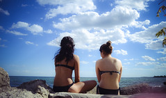Down Time (Shivo Photography9) Tags: summer portrait people beach happy photographer friendship tan bums friendshio