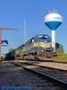 Memory Train Pic 5 (Ryan Distad) Tags: railroad minnesota train watertower elevator siding eastern dakota dme 471 emd kasson sd403