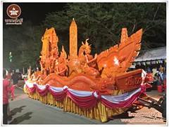 """Buriram Lodges Buriram Lodges Nangrong, """"ร่วมสืบสานวัฒนธรรมไทยในวันเข้าพรรษา ปี2558"""""""