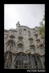 Casa Batllo Facade (victorrassicece 2 millions views) Tags: barcelona cidade canon espanha europa paisagem urbano 6d colorida 2015 paisagemurbana 20x30 canonef24105mmf4lis canoneos6d cidadeespanhola casabatllfacade