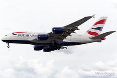 British Airways Airbus A380-841  |  G-XLEB  |  London Heathrow  - EGLL (Melvin Debono) Tags: british airways airbus a380841 | gxleb london heathrow egll melvin debono canon 7d 600d spotting airport airplane aircraft aviation uk kingdom plane planes
